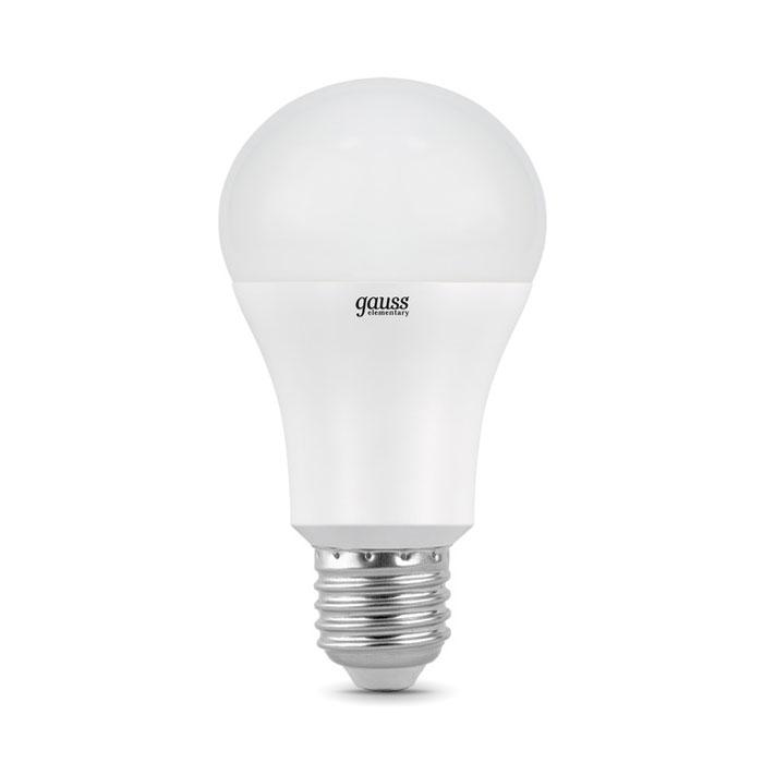 Лампа светодиодная 15 Вт Gauss