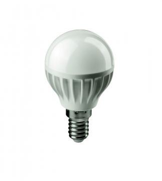 Лампа светодиодная OLL-G45-6-230-4K-E14 ОНЛАЙТ