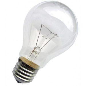 Лампа накаливания ЛОН 95W E27
