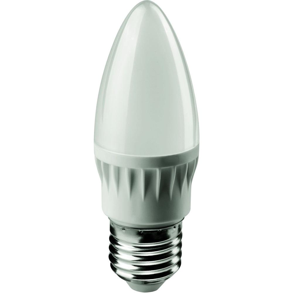 Лампа светодиодная OLL-C37-6-230-4K-E27-FR ОНЛАЙТ