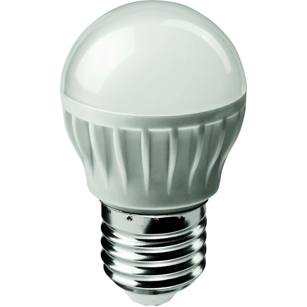 Лампа светодиодная OLL-G45-6-230-2.7K-E27 ОНЛАЙТ