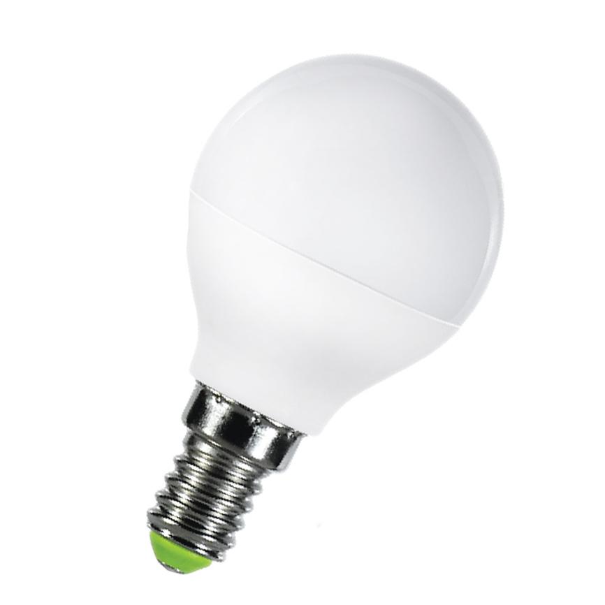 Лампа светодиодная G45 шар 7Вт 230В 4000К Е14 IEK