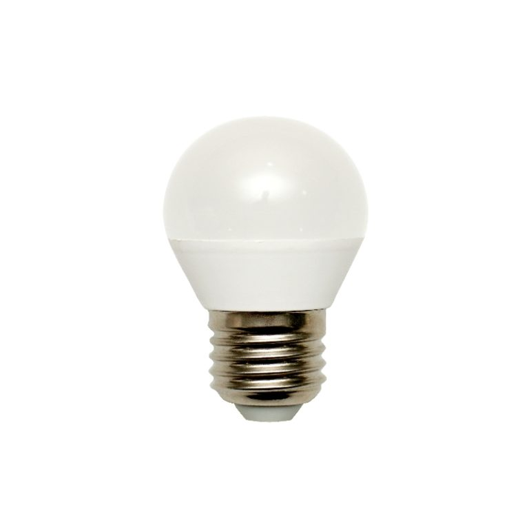 Лампа светодиодная ECO G45 шар 3Вт 230В 4000К Е27 IEK