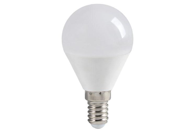 Лампа светодиодная ECO G45 шар 3Вт 230В 4000К Е14 IEK