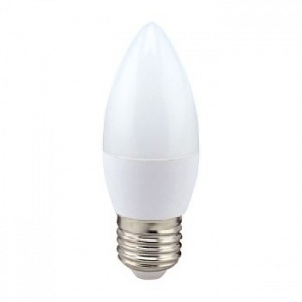 Лампа светодиодная ECO С35 свеча 5Вт 230В 4000К Е27 IEK