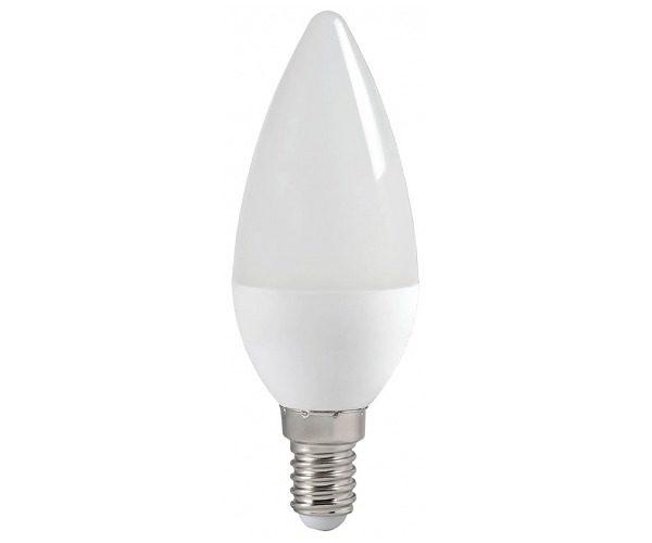 Лампа светодиодная С35 свеча 5Вт 230В 4000К Е14 IEK