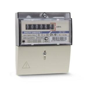 Счетчик электромеханический СЕ101 R5.1 145 М6