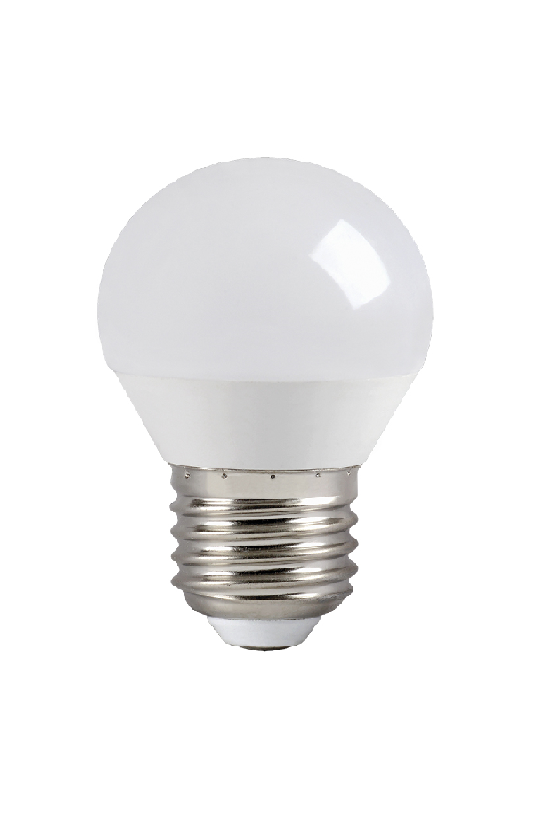 Лампа светодиодная ECO G45 шар 5Вт 230В 4000К Е27 IEK