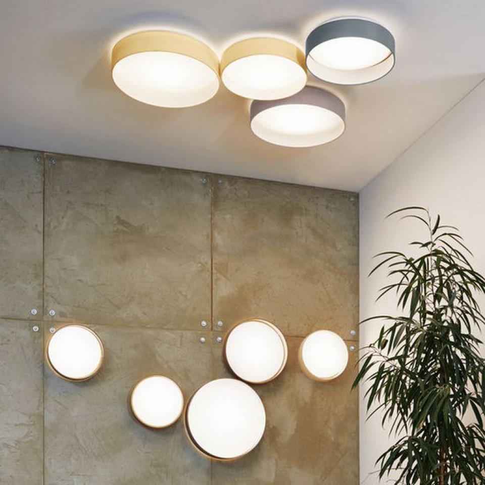 Светильники настенные, потолочные