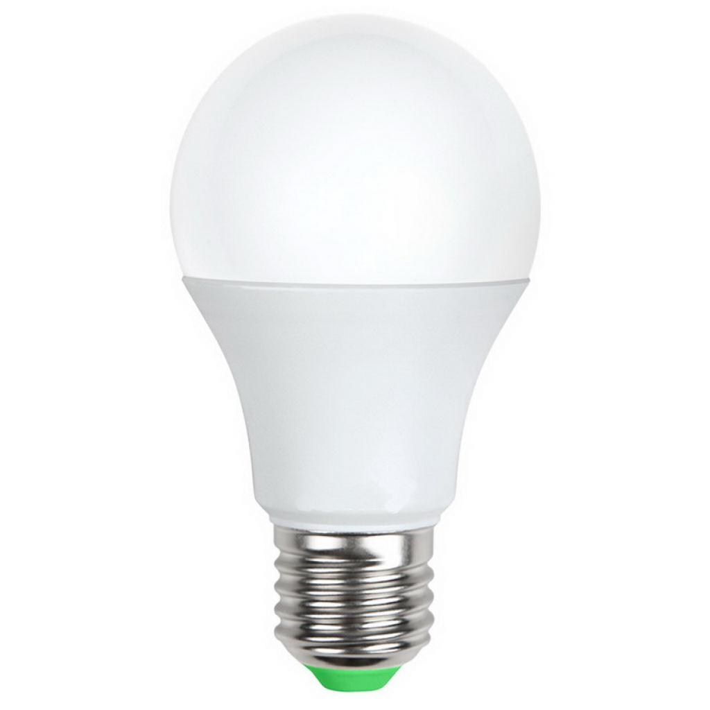 Лампа светодиодная MO А60 9W 12-24В 4000К E27