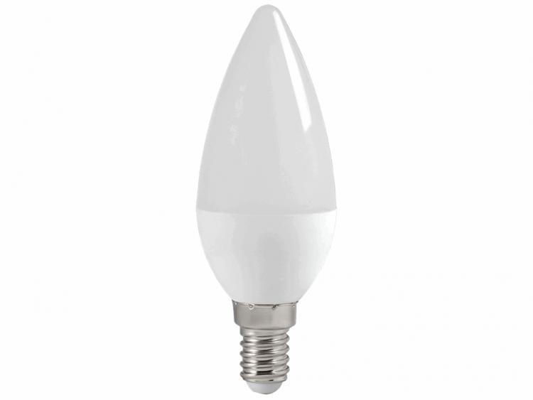 Лампа светодиодная ECO С35 свеча 7Вт 230В 3000К Е14 IEK