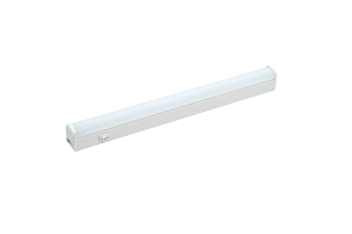 Светильник светодиодный ДБО 3001 4Вт 4000К IP20 311мм пластик IEK