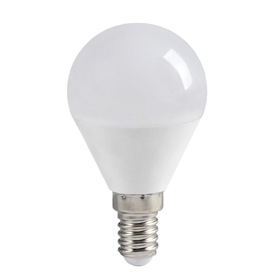 Лампа светодиодная ECO G45 шар 7Вт 230В 3000К Е14 IEK