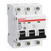 Автоматический выключатель ВА 47-19 3P 25А 6kA