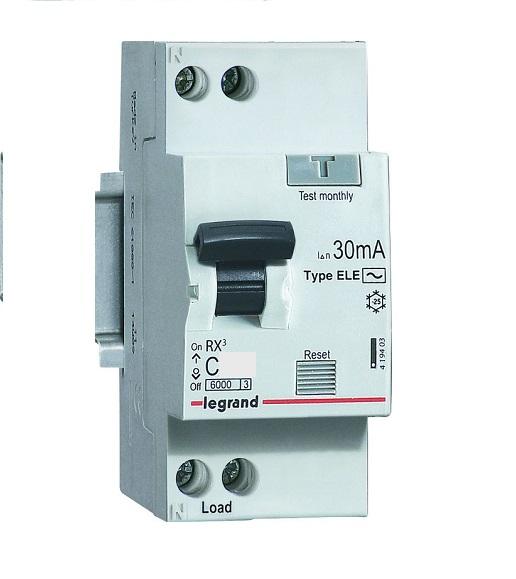 Дифференциальный автомат АВДТ 30МА RX3 16A 1П+Н АС