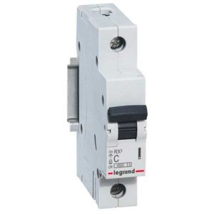 Автоматический выключатель RX3 C40A 4,5KA 2П С